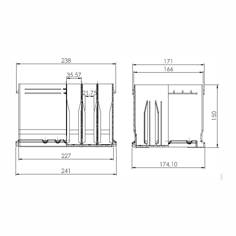 Desenho Técnico Caixa LB2