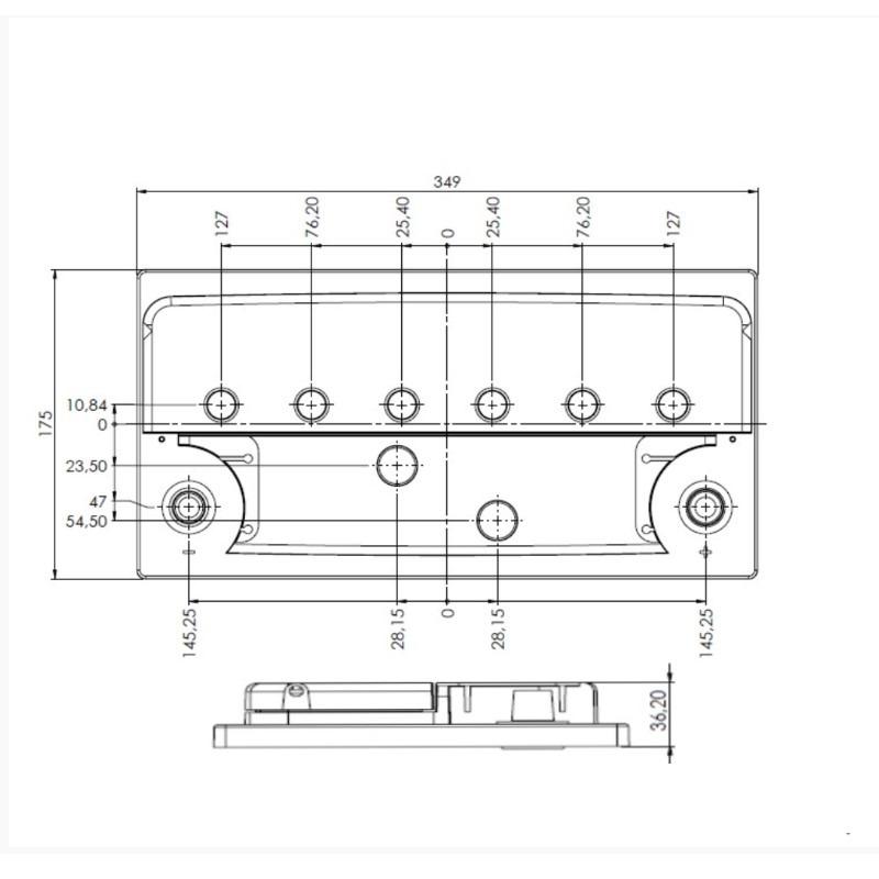 Desenho Técnico Tampa L5 (SPRINTER) FREE